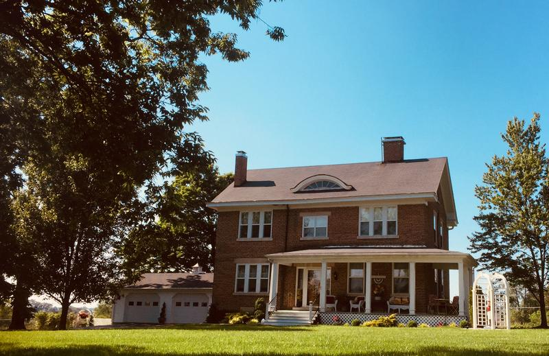 The Old Clayton Home