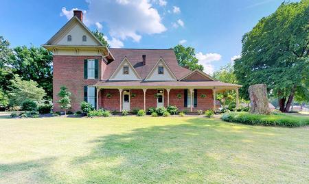 1849 Antebellum Mansion  photo