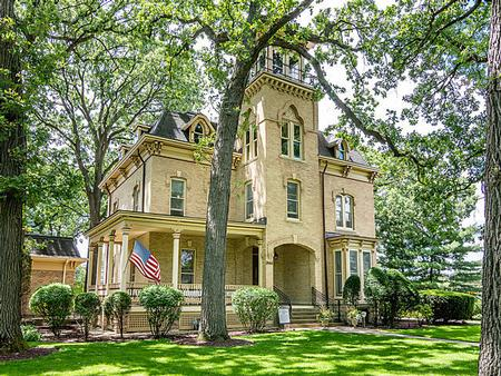 1883 Italianate Villa photo