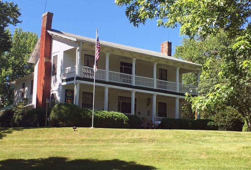 Shelton House - WNC History, Heritage, and Crafts