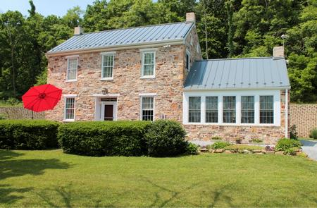 1879 Colonial Stone Home photo