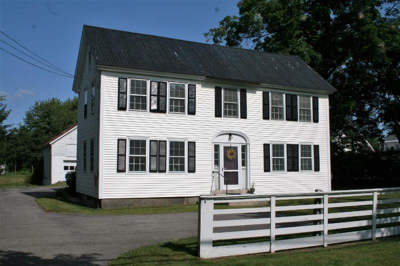 Fryeburg Historic ''Page House''