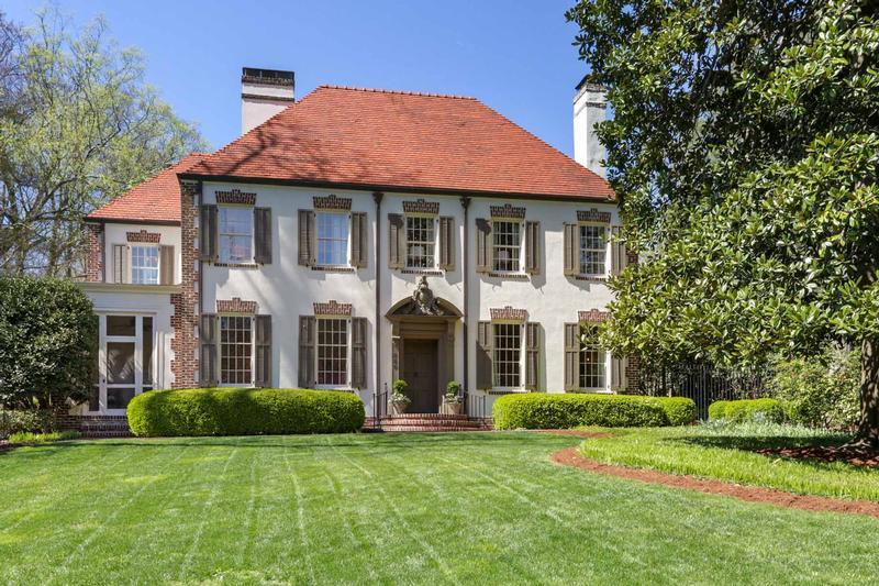 Astounding 1915 Italianate Manor For Sale In Atlanta Georgia Download Free Architecture Designs Momecebritishbridgeorg