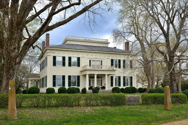 Beautiful Historical Plantation Home