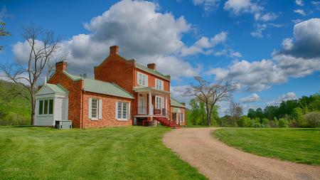 1821 Federal Farmhouse photo