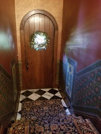 Front Door Entry Hall
