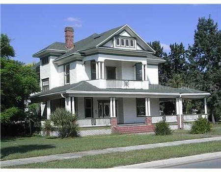 1910 American Foursquare photo